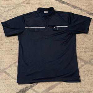 J Lindeburg golf polo shirt